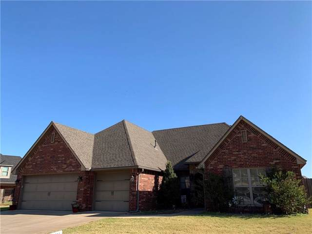 1408 Crimson Drive, Weatherford, OK 73096 (MLS #886270) :: Homestead & Co