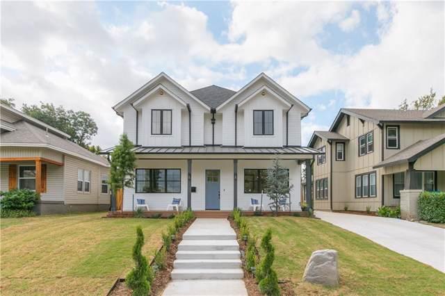 1324 NW 22nd Street, Oklahoma City, OK 73106 (MLS #886287) :: KING Real Estate Group