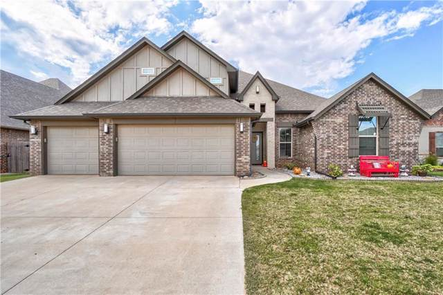 4109 Cedar Pass Drive, Oklahoma City, OK 73179 (MLS #886292) :: Homestead & Co