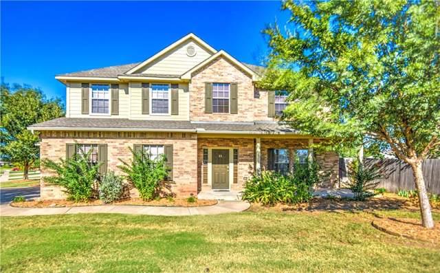 17400 Marsh Hawk Court, Edmond, OK 73012 (MLS #886301) :: Homestead & Co