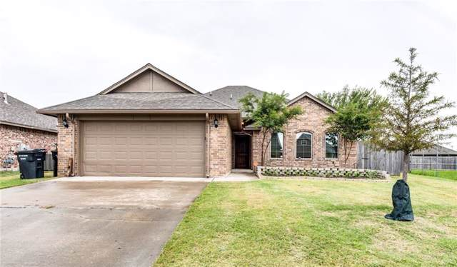 848 Cardan Place, Moore, OK 73160 (MLS #886309) :: KING Real Estate Group