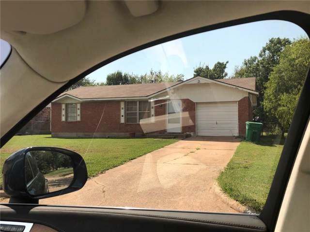 3535 Daryl Lane, Spencer, OK 73084 (MLS #886334) :: Homestead & Co