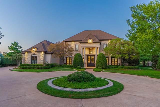 14612 Mistletoe Drive, Oklahoma City, OK 73142 (MLS #886344) :: Homestead & Co