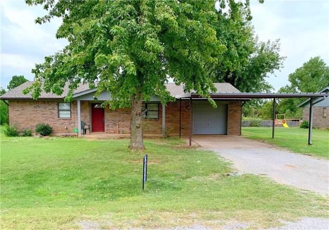 314 NE Adams Avenue, Piedmont, OK 73078 (MLS #886366) :: Homestead & Co