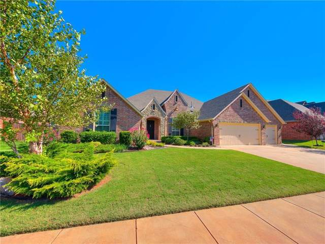 1813 NW 196th Street, Edmond, OK 73012 (MLS #886376) :: KING Real Estate Group