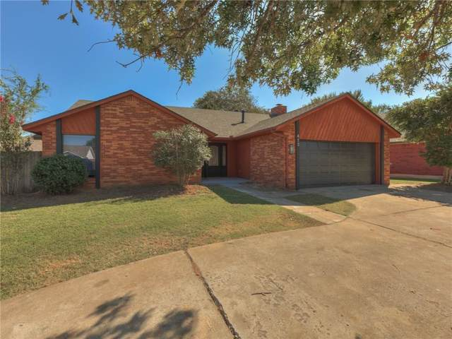 412 Blue Spruce Drive, Midwest City, OK 73130 (MLS #886380) :: Homestead & Co