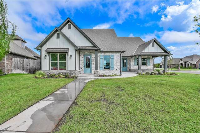 1725 Lago Drive, Moore, OK 73160 (MLS #886417) :: Your H.O.M.E. Team