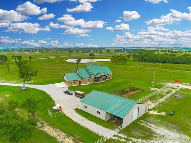 35261 Highway 99A, Earlsboro, OK 74840 (MLS #886427) :: Homestead & Co