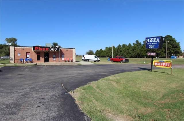 5215 E Highway 37 Highway, Tuttle, OK 73089 (MLS #886434) :: Erhardt Group at Keller Williams Mulinix OKC