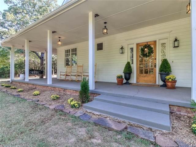 7924 Magnolia, Edmond, OK 73025 (MLS #886456) :: Homestead & Co