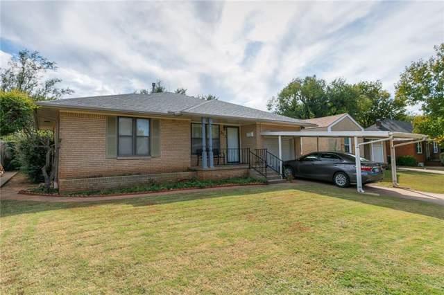 2512 NW 35th Street, Oklahoma City, OK 73112 (MLS #886474) :: Homestead & Co