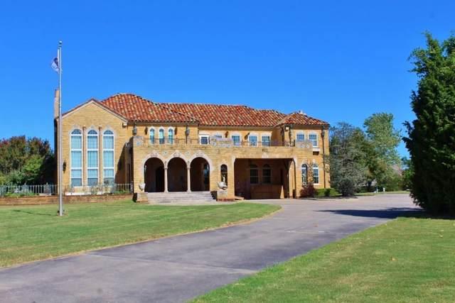 612 E Wrangler Boulevard, Seminole, OK 74868 (MLS #886505) :: Homestead & Co