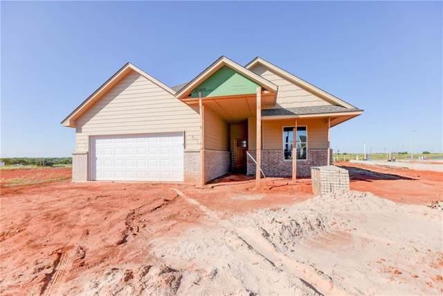 8205 NW 151st Street, Deer Creek, OK 73012 (MLS #886514) :: KING Real Estate Group