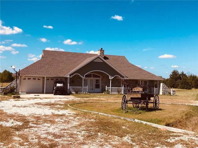 352864 E 1040 Rd Road, Prague, OK 74864 (MLS #886515) :: Homestead & Co