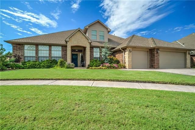 16509 Fenmoor Lane, Edmond, OK 73012 (MLS #886532) :: KING Real Estate Group