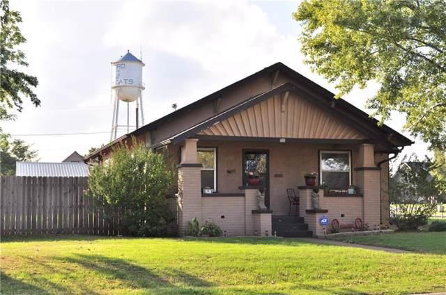 633 N Arapaho Avenue, Hydro, OK 73048 (MLS #886534) :: Homestead & Co