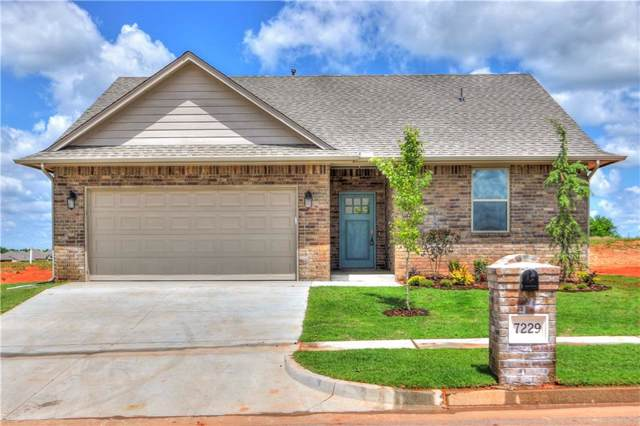 7229 NW 146th Street, Oklahoma City, OK 73142 (MLS #886539) :: KING Real Estate Group
