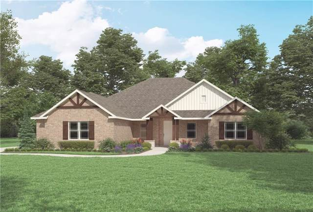 5425 Courtland Lane, Choctaw, OK 73020 (MLS #886574) :: KING Real Estate Group