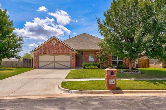 4708 NW 157th Terrace, Edmond, OK 73013 (MLS #886590) :: KING Real Estate Group