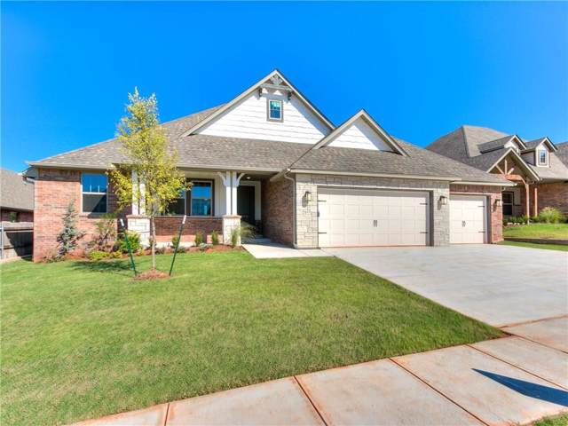 705 NW 197th Street, Edmond, OK 73012 (MLS #886630) :: KING Real Estate Group
