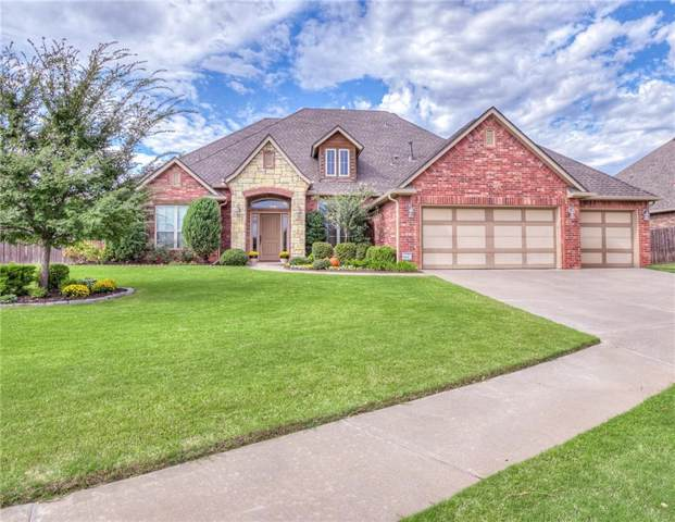 18417 Feliz Drive, Edmond, OK 73012 (MLS #886668) :: KING Real Estate Group