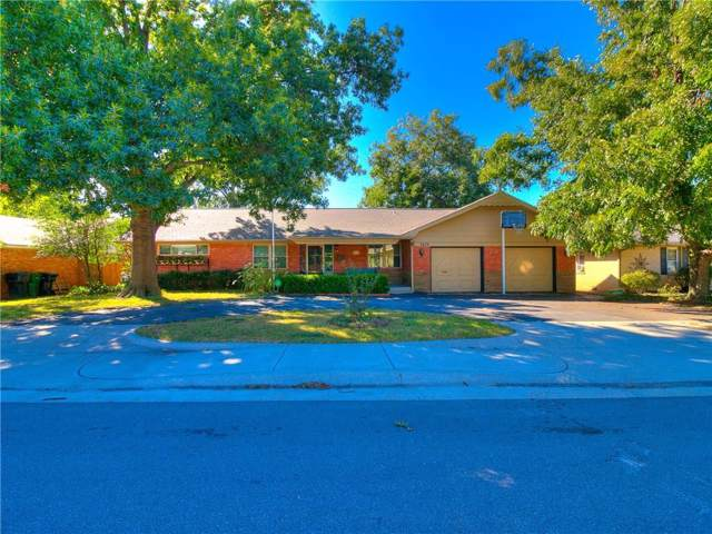 2636 NW 44th Street, Oklahoma City, OK 73112 (MLS #886694) :: Erhardt Group at Keller Williams Mulinix OKC