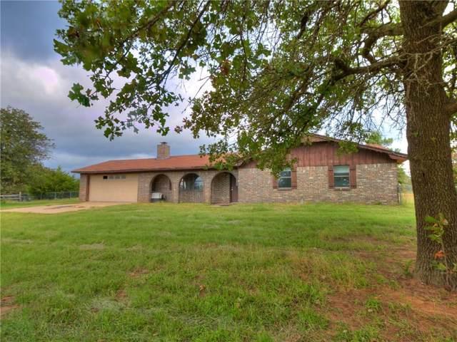 762 State Highway 17, Rush Springs, OK 73082 (MLS #886743) :: Homestead & Co