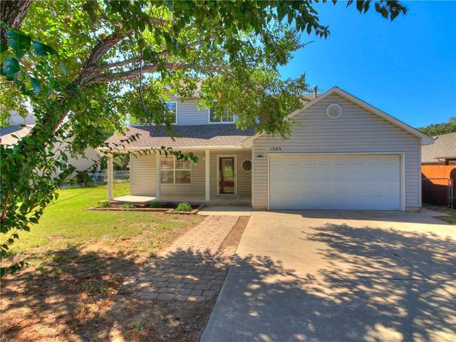 1355 S Moore Avenue, Midwest City, OK 73130 (MLS #886765) :: KING Real Estate Group