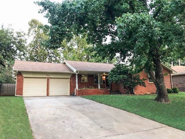 3004 Parklawn Drive, Midwest City, OK 73110 (MLS #886777) :: KING Real Estate Group