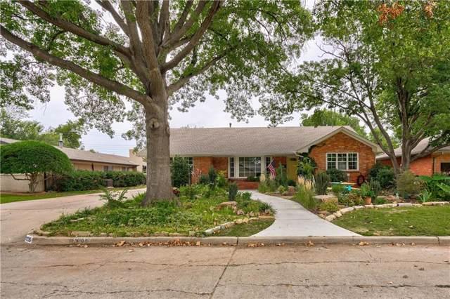 2235 NW 55th Street, Oklahoma City, OK 73112 (MLS #886796) :: Homestead & Co