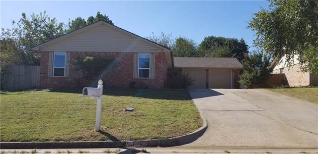 9708 Willow Wind Drive, Midwest City, OK 73130 (MLS #886800) :: KING Real Estate Group
