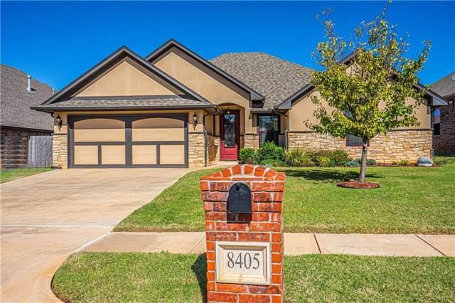 8405 NW 140th Street, Oklahoma City, OK 73142 (MLS #886820) :: Homestead & Co