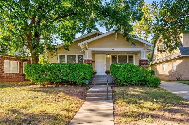 316 NW 27th Street, Oklahoma City, OK 73103 (MLS #886823) :: KING Real Estate Group