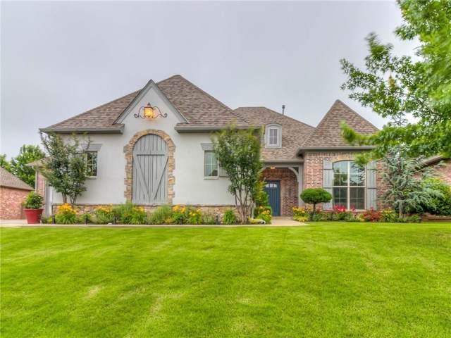 3000 Silvercliffe Drive, Edmond, OK 73012 (MLS #886832) :: Homestead & Co