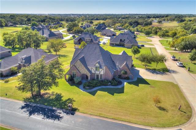 14203 Bella Terra Way, Edmond, OK 73034 (MLS #886837) :: Homestead & Co