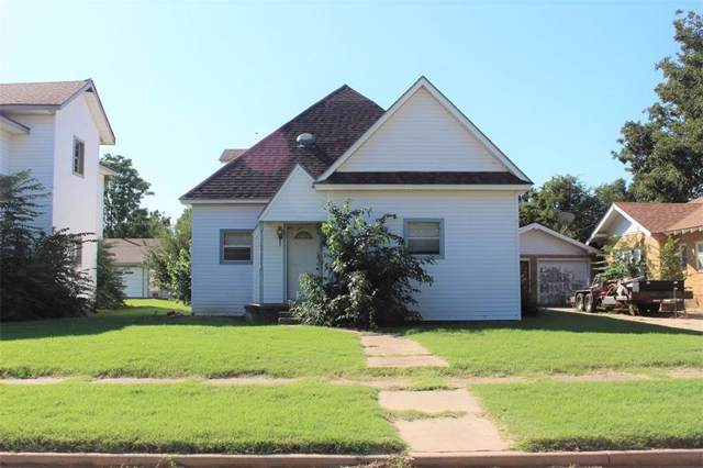 330 W Pierce Street, Mangum, OK 73554 (MLS #886839) :: Homestead & Co