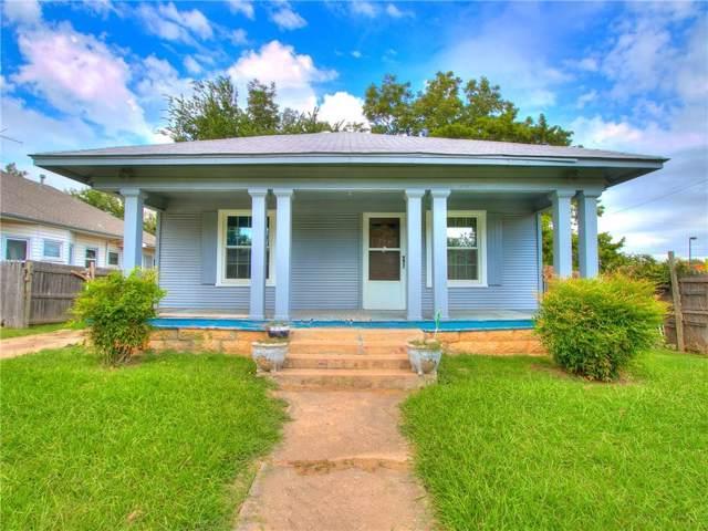1509 NW 22nd Street, Oklahoma City, OK 73106 (MLS #886848) :: Homestead & Co