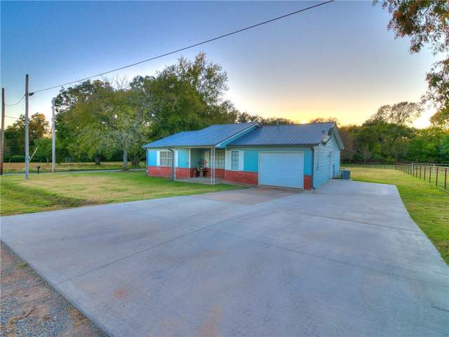 324 S 11th Avenue, Stroud, OK 74079 (MLS #886862) :: Homestead & Co