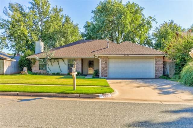 2804 Morgan Trail, Edmond, OK 73012 (MLS #886894) :: KING Real Estate Group