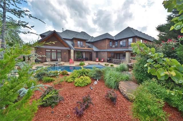 6708 Oak View Road, Edmond, OK 73025 (MLS #886919) :: Homestead & Co