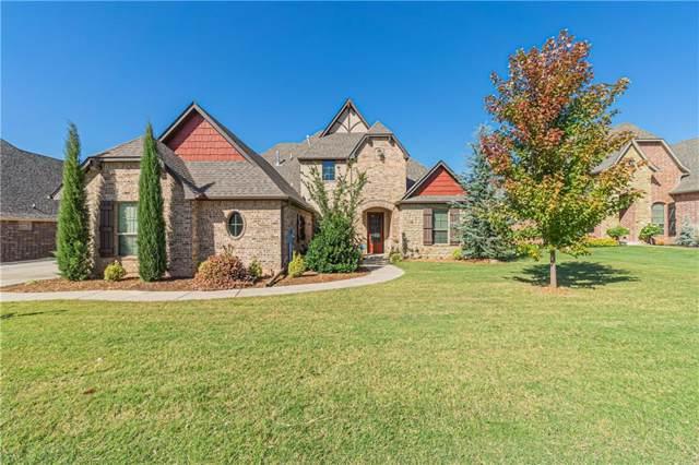 1325 Pembroke Drive, Edmond, OK 73003 (MLS #886937) :: KING Real Estate Group