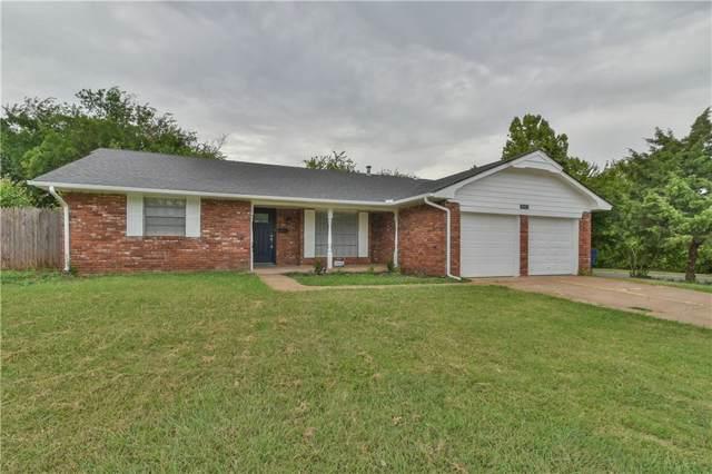 10013 N Waverly Avenue, Oklahoma City, OK 73120 (MLS #886962) :: Erhardt Group at Keller Williams Mulinix OKC