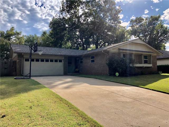27 Mohican Circle, Shawnee, OK 74801 (MLS #886992) :: Erhardt Group at Keller Williams Mulinix OKC