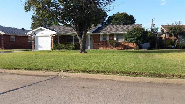 4829 Woodview Drive, Del City, OK 73115 (MLS #887001) :: Erhardt Group at Keller Williams Mulinix OKC