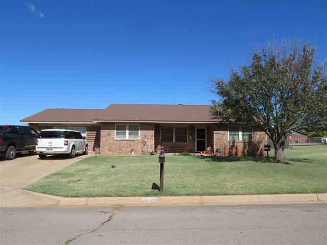 2819 Abramson Lane, Clinton, OK 73601 (MLS #887005) :: Homestead & Co