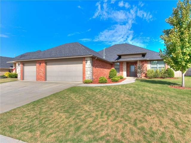 905 NW 186th Street, Edmond, OK 73012 (MLS #887011) :: Homestead & Co