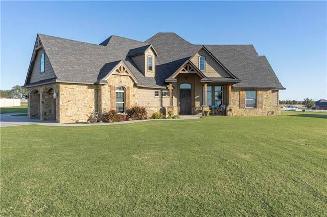 24193 E 996 Road, Weatherford, OK 73096 (MLS #887013) :: Homestead & Co
