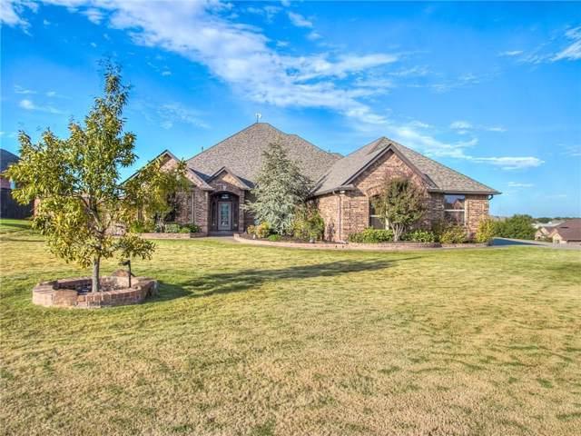 6435 SE 160th Street, Oklahoma City, OK 73165 (MLS #887014) :: Homestead & Co
