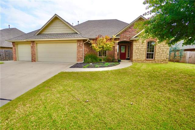 13142 Red Oak Drive, Choctaw, OK 73020 (MLS #887018) :: KING Real Estate Group