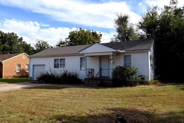 4512 SE 25th Street, Del City, OK 73115 (MLS #887019) :: Homestead & Co